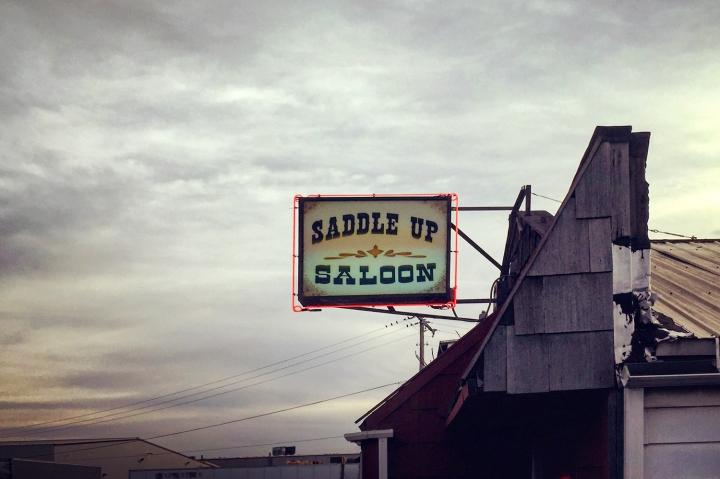 Saddle Up Saloon 2017